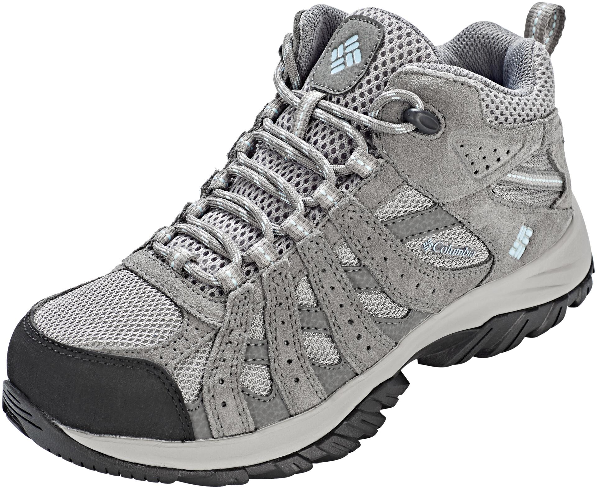 Chaussures Xt Greyoxygen Columbia FemmeLight Waterproof Mid Redmond xWrCQeodB